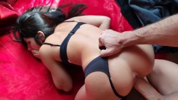 Danika Mori Kinky Girl Fucking in Hostel