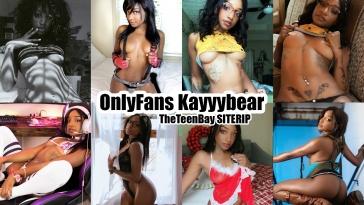 OnlyFans Kayyybear Siterip